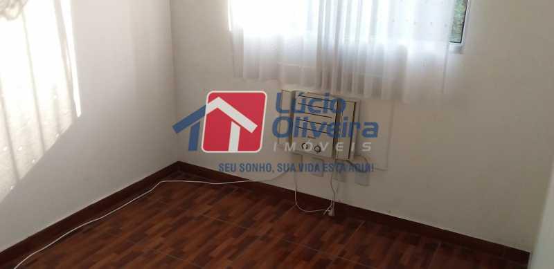 06- Quarto Solteiro - Apartamento À Venda - Engenho da Rainha - Rio de Janeiro - RJ - VPAP21123 - 7
