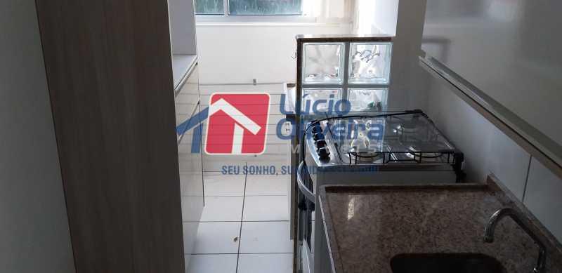 08- Cozinha - Apartamento À Venda - Engenho da Rainha - Rio de Janeiro - RJ - VPAP21123 - 9