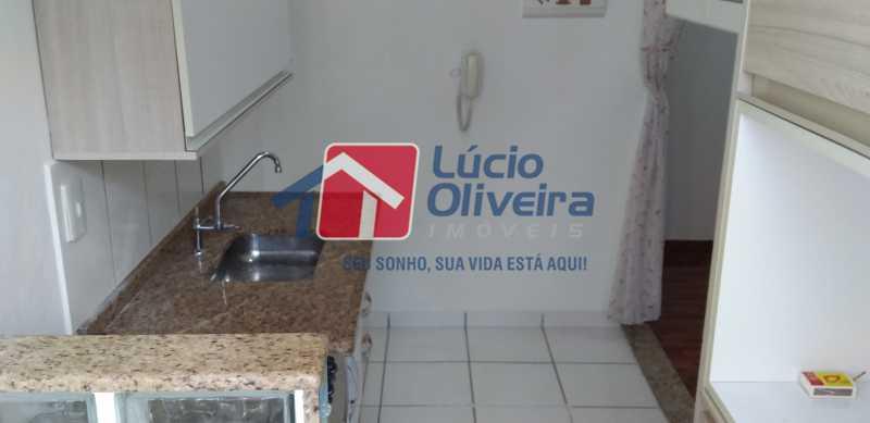 09 - Cozinha - Apartamento À Venda - Engenho da Rainha - Rio de Janeiro - RJ - VPAP21123 - 10