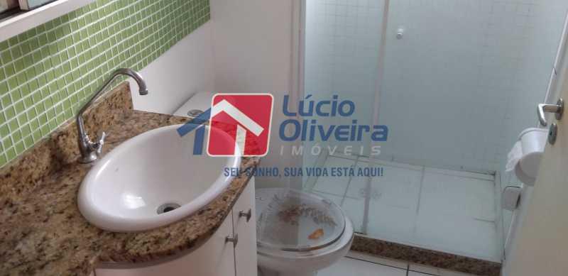 11 - Banheiro - Apartamento À Venda - Engenho da Rainha - Rio de Janeiro - RJ - VPAP21123 - 12