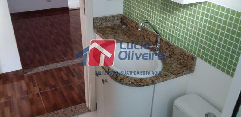 12 - Banheiro - Apartamento À Venda - Engenho da Rainha - Rio de Janeiro - RJ - VPAP21123 - 13