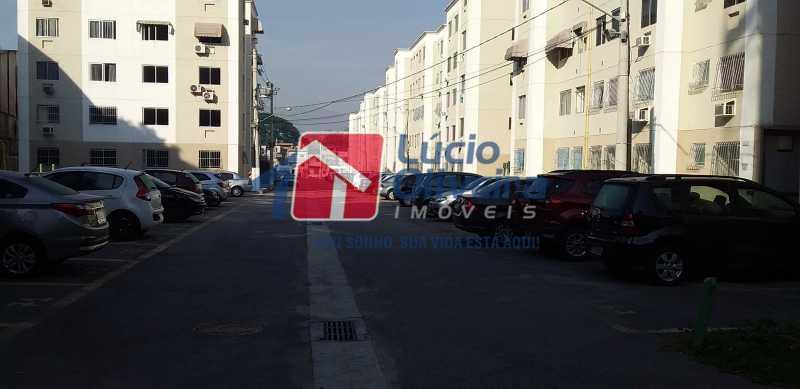 15 - Estacionamento - Apartamento À Venda - Engenho da Rainha - Rio de Janeiro - RJ - VPAP21123 - 14