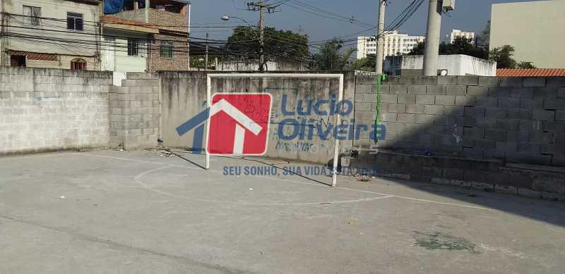 18 - Quadra Poliesportiva - Apartamento À Venda - Engenho da Rainha - Rio de Janeiro - RJ - VPAP21123 - 17