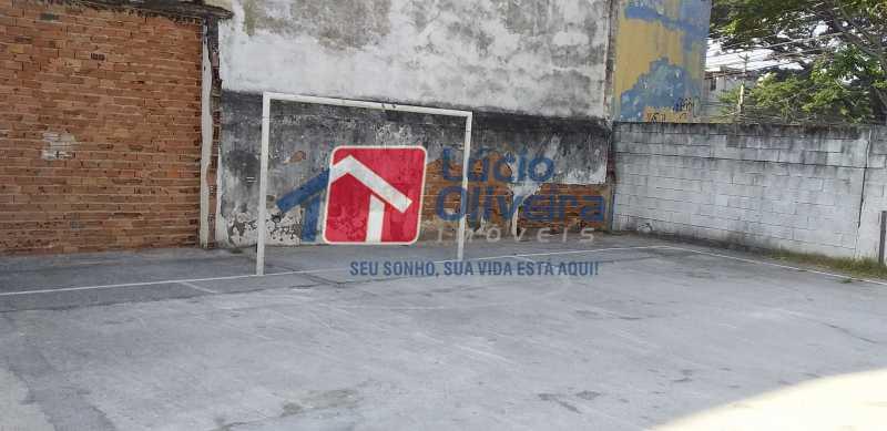 19 - Quadra Poliesportiva - Apartamento À Venda - Engenho da Rainha - Rio de Janeiro - RJ - VPAP21123 - 18