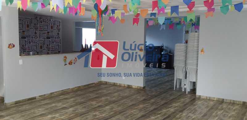 22 - Salão de Festas - Apartamento À Venda - Engenho da Rainha - Rio de Janeiro - RJ - VPAP21123 - 21