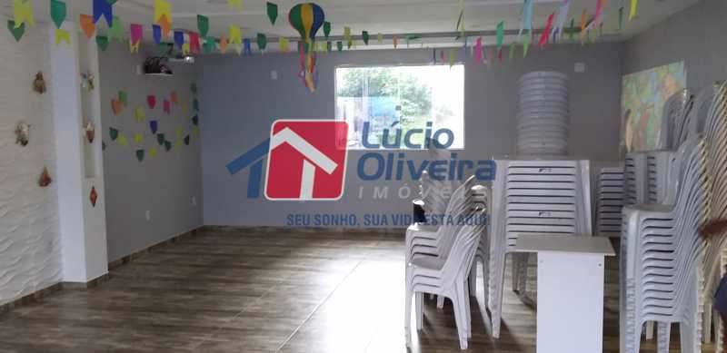 24 - Salão de Festas - Apartamento À Venda - Engenho da Rainha - Rio de Janeiro - RJ - VPAP21123 - 23