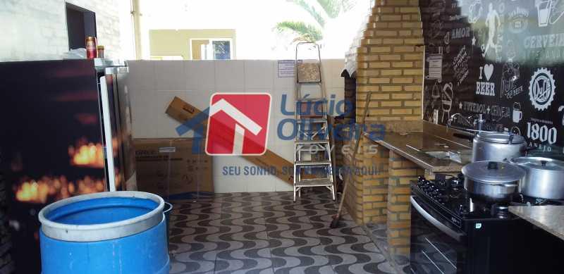25 - Salão de Festas - Apartamento À Venda - Engenho da Rainha - Rio de Janeiro - RJ - VPAP21123 - 24