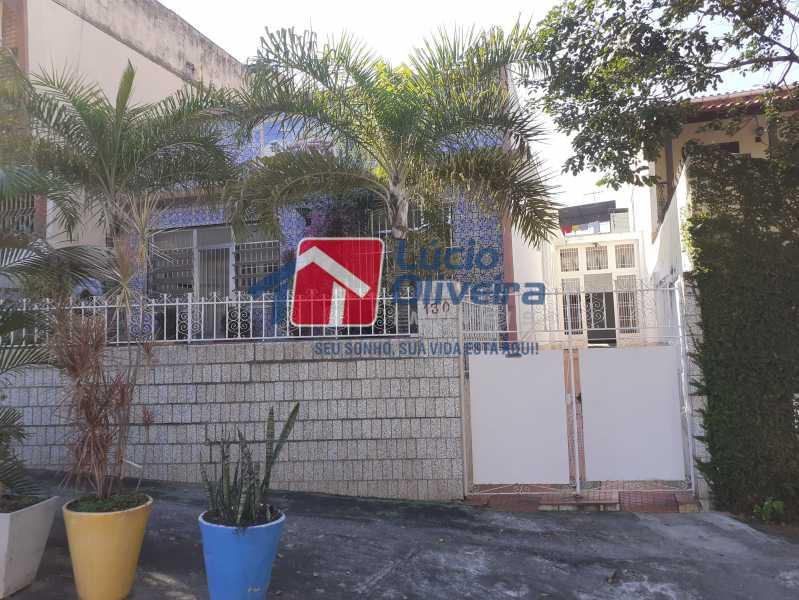 1 FRENTE 2 - Casa À Venda - Vila da Penha - Rio de Janeiro - RJ - VPCA20212 - 1