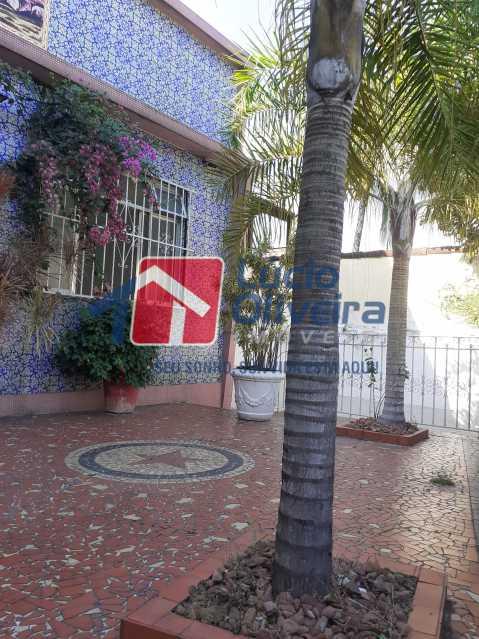 2 AREA FRENTE - Casa À Venda - Vila da Penha - Rio de Janeiro - RJ - VPCA20212 - 3