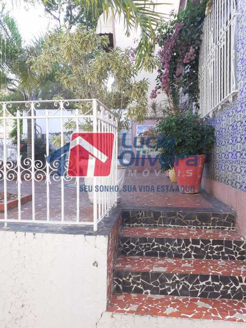 2 SUBIDA AREA FRENTE - Casa À Venda - Vila da Penha - Rio de Janeiro - RJ - VPCA20212 - 4