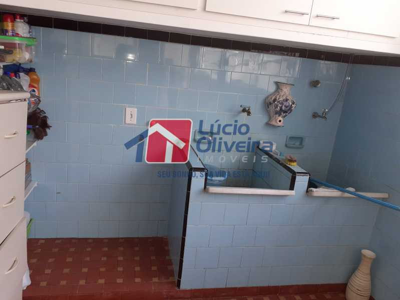 7 AREA DE SERVIÇO - Casa À Venda - Vila da Penha - Rio de Janeiro - RJ - VPCA20212 - 16