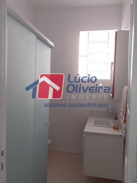 8 BANHEIRO SOCIAL - Casa À Venda - Vila da Penha - Rio de Janeiro - RJ - VPCA20212 - 18