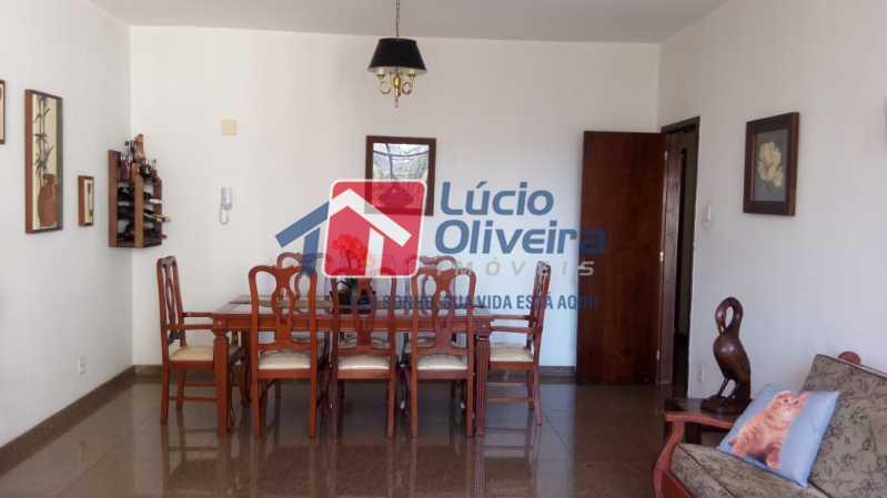 01. - Apartamento À Venda - Tijuca - Rio de Janeiro - RJ - VPAP40014 - 1