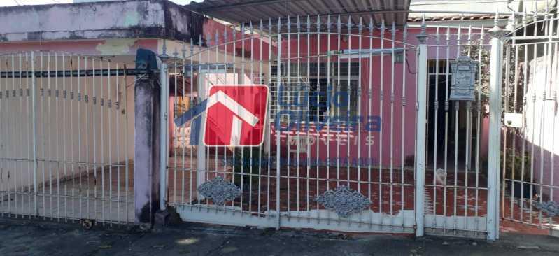 1 frente casa - Casa À Venda - Braz de Pina - Rio de Janeiro - RJ - VPCA30143 - 20