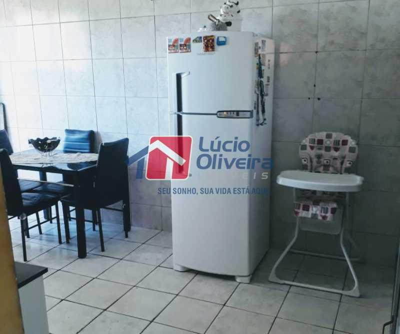 11  cozinha - Casa À Venda - Braz de Pina - Rio de Janeiro - RJ - VPCA30143 - 12