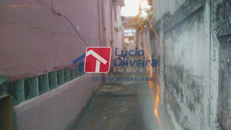 14 area externa - Casa À Venda - Braz de Pina - Rio de Janeiro - RJ - VPCA30143 - 17
