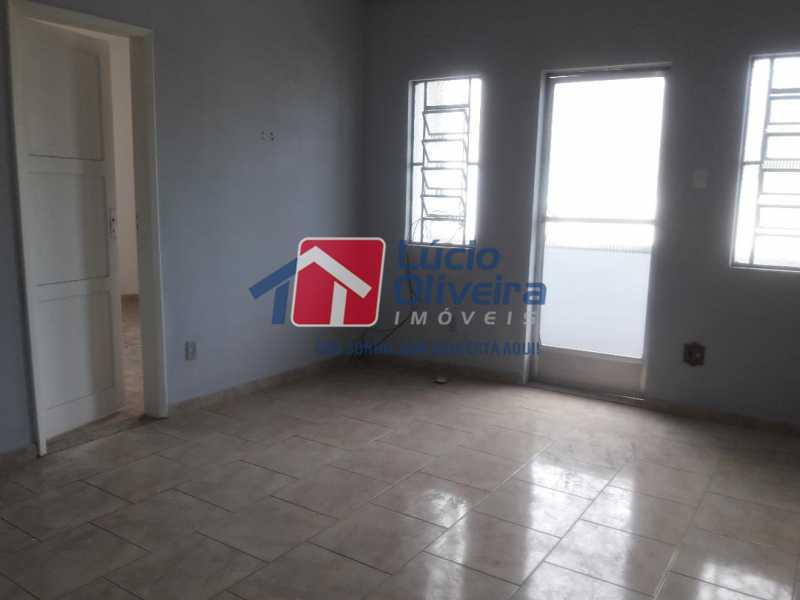 1-Sala.. - Apartamento Avenida Braz de Pina,Vila da Penha,Rio de Janeiro,RJ À Venda,2 Quartos,70m² - VPAP21125 - 1