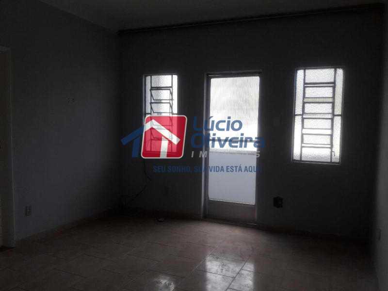 2-Sala - Apartamento Avenida Braz de Pina,Vila da Penha,Rio de Janeiro,RJ À Venda,2 Quartos,70m² - VPAP21125 - 3