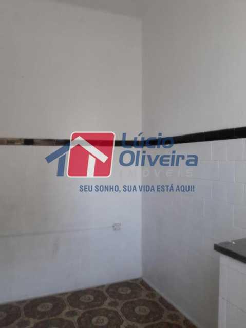 13- cozinha - Apartamento Avenida Braz de Pina,Vila da Penha,Rio de Janeiro,RJ À Venda,2 Quartos,70m² - VPAP21125 - 13