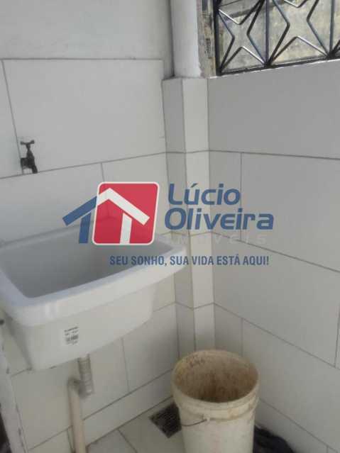 15-Lavanderia - Apartamento Avenida Braz de Pina,Vila da Penha,Rio de Janeiro,RJ À Venda,2 Quartos,70m² - VPAP21125 - 15