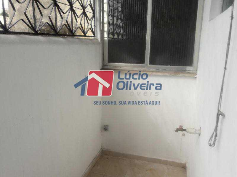 16-Area serviço - Apartamento Avenida Braz de Pina,Vila da Penha,Rio de Janeiro,RJ À Venda,2 Quartos,70m² - VPAP21125 - 16