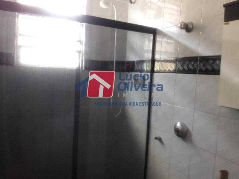 17-Banheiro social blindex .. - Apartamento Avenida Braz de Pina,Vila da Penha,Rio de Janeiro,RJ À Venda,2 Quartos,70m² - VPAP21125 - 17