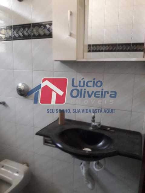 19-Banheiro Social - Apartamento Avenida Braz de Pina,Vila da Penha,Rio de Janeiro,RJ À Venda,2 Quartos,70m² - VPAP21125 - 19