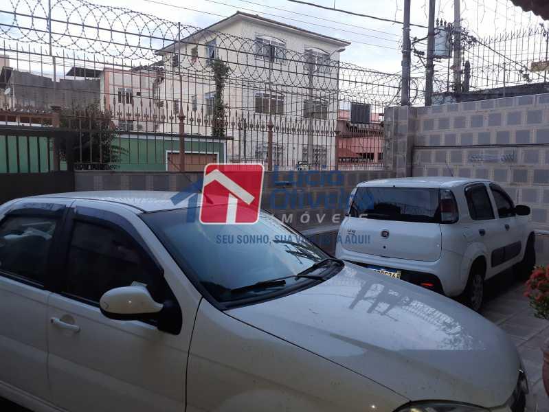 1 FRENTE GARAGEM 2 - Casa 3 quartos à venda Braz de Pina, Rio de Janeiro - R$ 650.000 - VPCA30145 - 3