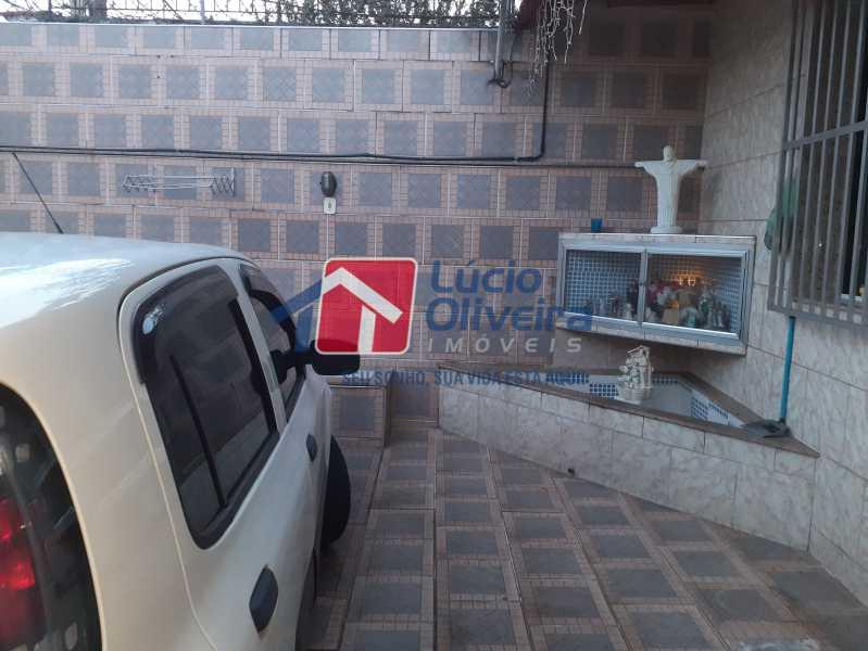 1 FRENTE GARAGEM 3 - Casa 3 quartos à venda Braz de Pina, Rio de Janeiro - R$ 650.000 - VPCA30145 - 4