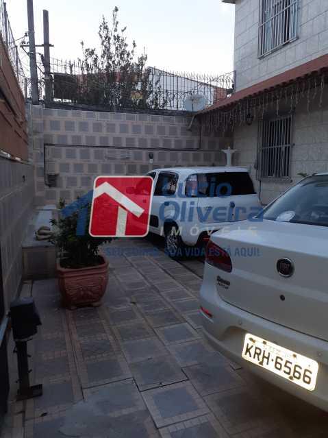 1 FRENTE GARAGEM 4 - Casa 3 quartos à venda Braz de Pina, Rio de Janeiro - R$ 650.000 - VPCA30145 - 5
