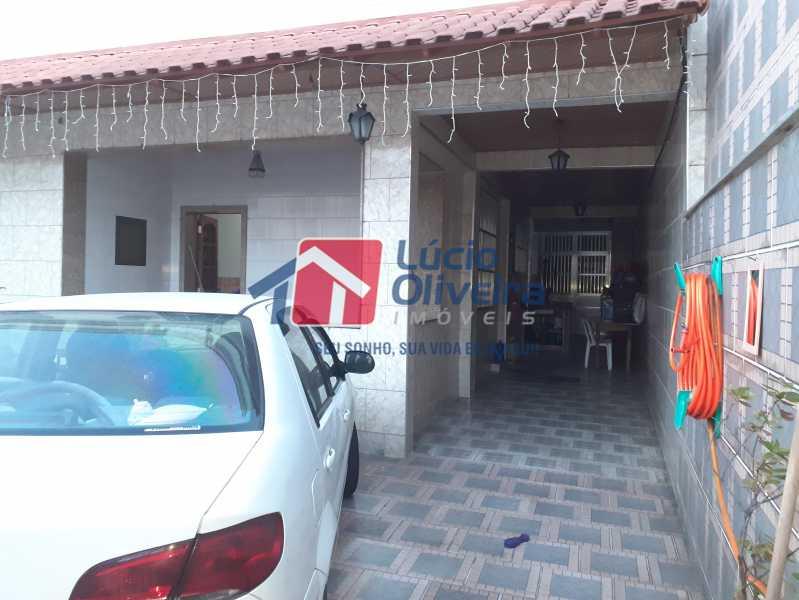 1 FRENTE GARAGEM QUINTAL - Casa À Venda - Braz de Pina - Rio de Janeiro - RJ - VPCA30145 - 6