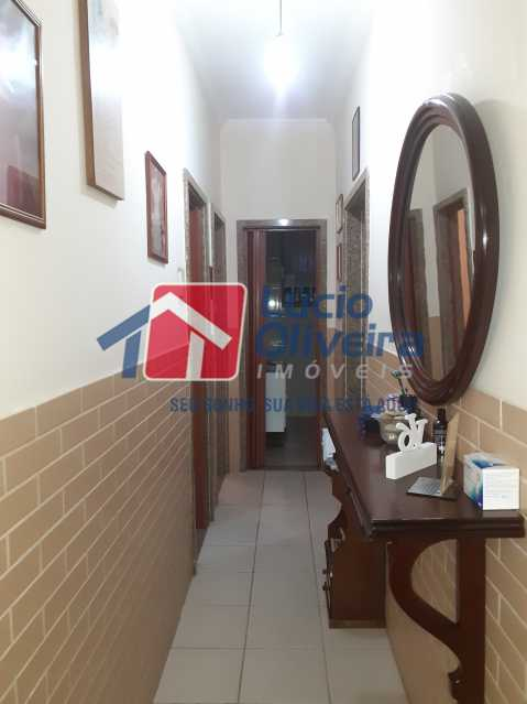 2 CIRCULAÇÃO - Casa 3 quartos à venda Braz de Pina, Rio de Janeiro - R$ 650.000 - VPCA30145 - 9