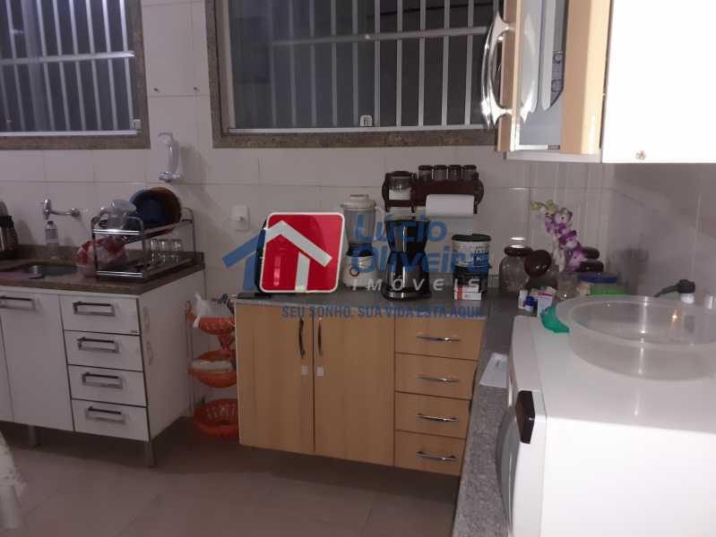 4 COZINHA 2 - Casa 3 quartos à venda Braz de Pina, Rio de Janeiro - R$ 650.000 - VPCA30145 - 20