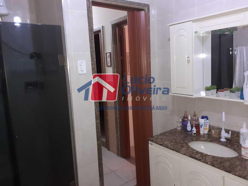 5 BANHEIRO SOCIAL - Casa 3 quartos à venda Braz de Pina, Rio de Janeiro - R$ 650.000 - VPCA30145 - 25