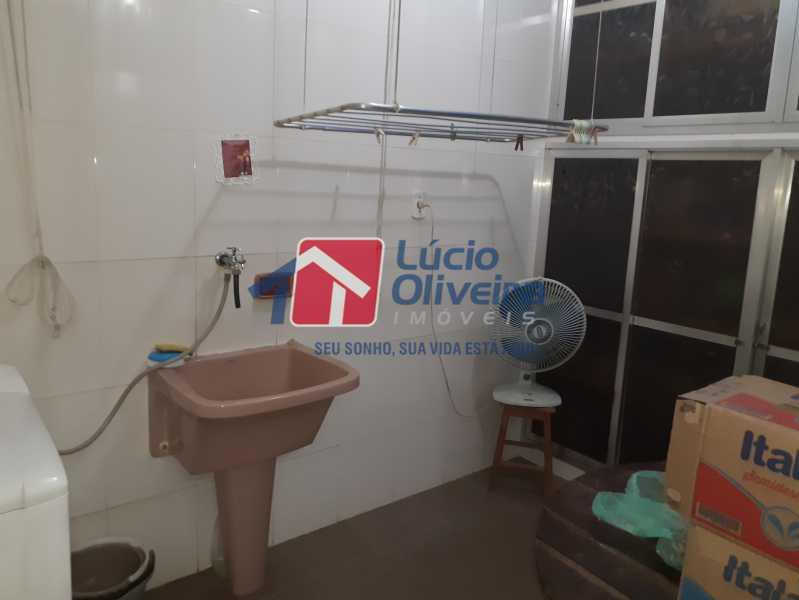 6 AREA DE SERVIÇO - Casa À Venda - Braz de Pina - Rio de Janeiro - RJ - VPCA30145 - 26
