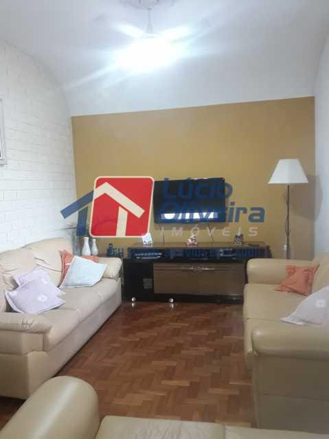 1-Sala 2 - Casa Rua Antônio Storino,Vila da Penha,Rio de Janeiro,RJ À Venda,5 Quartos,171m² - VPCA50018 - 1