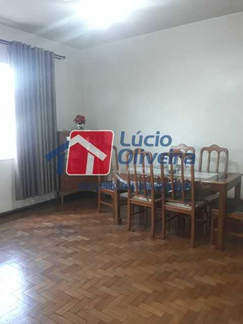 3-Sala - Casa Rua Antônio Storino,Vila da Penha,Rio de Janeiro,RJ À Venda,5 Quartos,171m² - VPCA50018 - 4