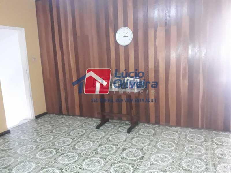 4-Salão superior.. - Casa À Venda - Vila da Penha - Rio de Janeiro - RJ - VPCA50018 - 6