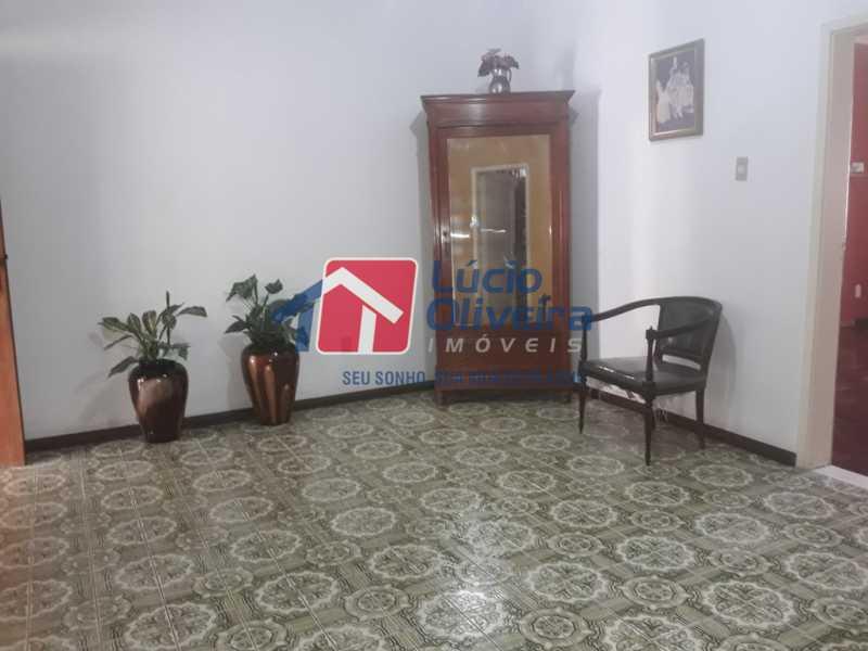 5-Salão superior - Casa Rua Antônio Storino,Vila da Penha,Rio de Janeiro,RJ À Venda,5 Quartos,171m² - VPCA50018 - 5