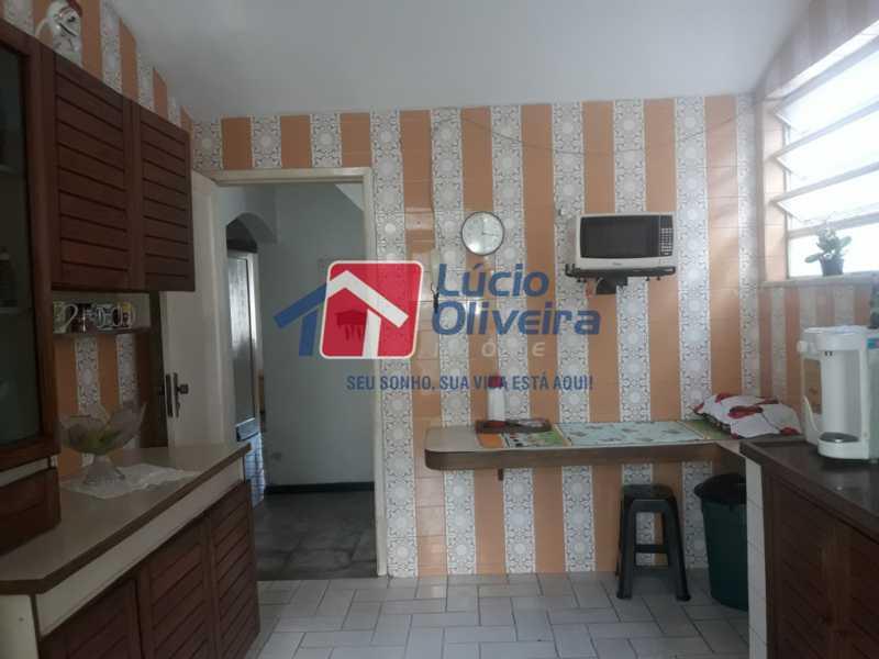 12-cozinha 1 - Casa Rua Antônio Storino,Vila da Penha,Rio de Janeiro,RJ À Venda,5 Quartos,171m² - VPCA50018 - 16