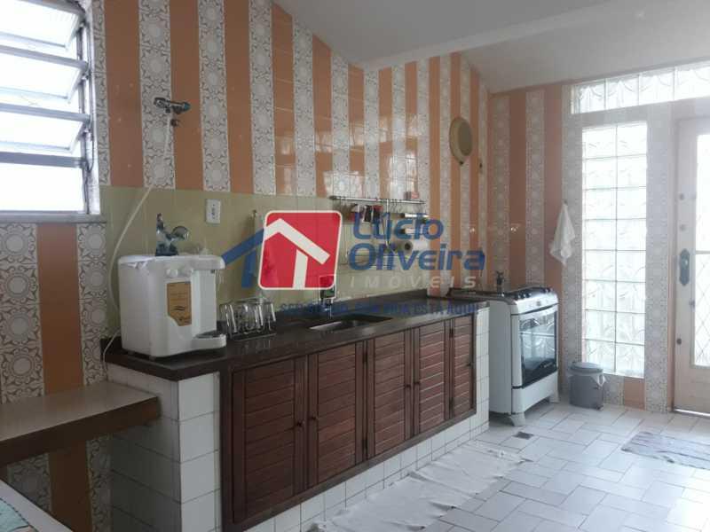 13-Cozinha.. - Casa Rua Antônio Storino,Vila da Penha,Rio de Janeiro,RJ À Venda,5 Quartos,171m² - VPCA50018 - 17
