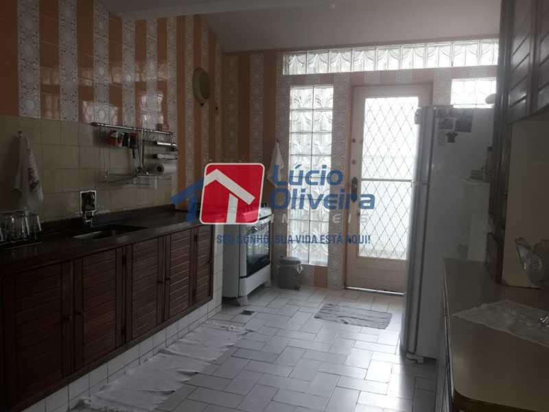 14-Cozinha - Casa Rua Antônio Storino,Vila da Penha,Rio de Janeiro,RJ À Venda,5 Quartos,171m² - VPCA50018 - 18