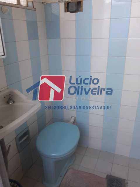 15-Banheiro serviço - Casa À Venda - Vila da Penha - Rio de Janeiro - RJ - VPCA50018 - 19