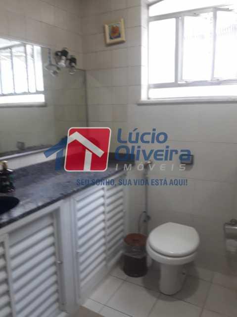 16-Banheiro social - Casa Rua Antônio Storino,Vila da Penha,Rio de Janeiro,RJ À Venda,5 Quartos,171m² - VPCA50018 - 20
