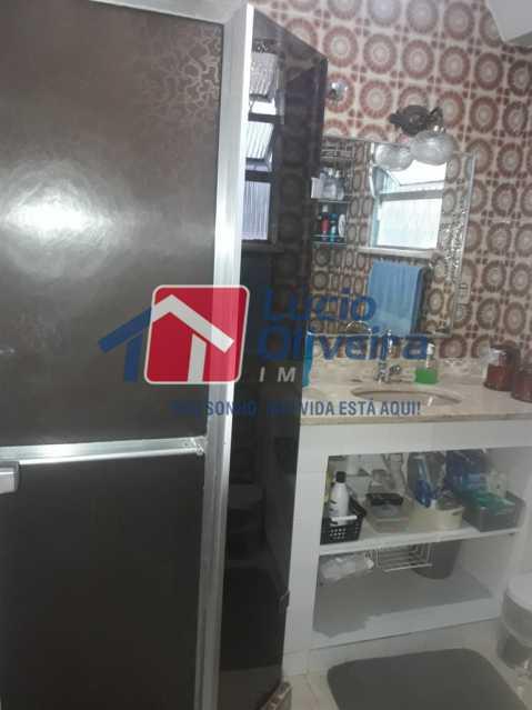 17-banheiro suite 2 - Casa Rua Antônio Storino,Vila da Penha,Rio de Janeiro,RJ À Venda,5 Quartos,171m² - VPCA50018 - 21