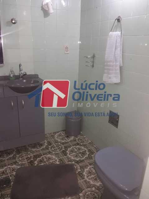 18-Banheiro suite - Casa Rua Antônio Storino,Vila da Penha,Rio de Janeiro,RJ À Venda,5 Quartos,171m² - VPCA50018 - 22