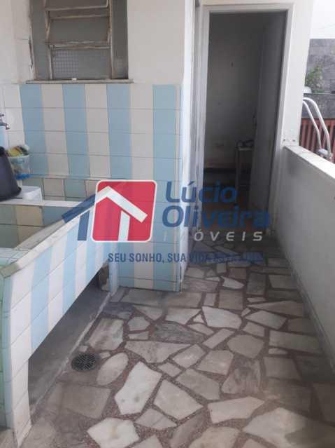 21-Lavanderia e dependencia - Casa À Venda - Vila da Penha - Rio de Janeiro - RJ - VPCA50018 - 24