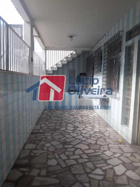 24-Varanda fundos - Casa Rua Antônio Storino,Vila da Penha,Rio de Janeiro,RJ À Venda,5 Quartos,171m² - VPCA50018 - 27