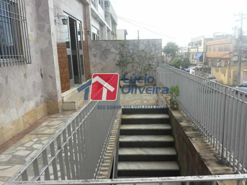 26-Frente - Casa À Venda - Vila da Penha - Rio de Janeiro - RJ - VPCA50018 - 29
