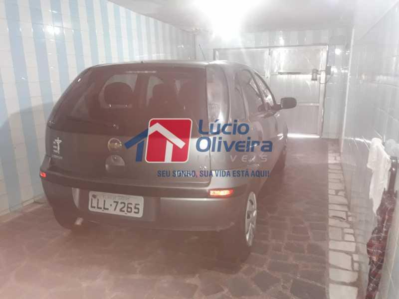 27-Garagem - Casa Rua Antônio Storino,Vila da Penha,Rio de Janeiro,RJ À Venda,5 Quartos,171m² - VPCA50018 - 30